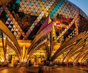 Macau's casino industry continues to recover from last year's pandemic-related slump