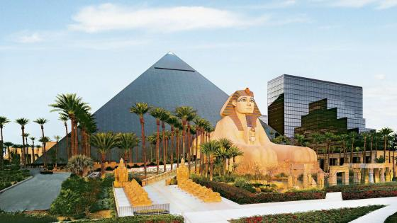 Luxor Hotel & Casino and Shoppes to reopen on June 25th, Aria to follow suit on July 1st