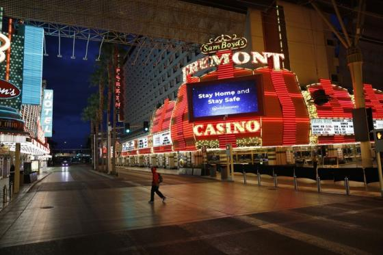 Nevada's April Casino revenue lowest on record due to COVID-19 lockdown