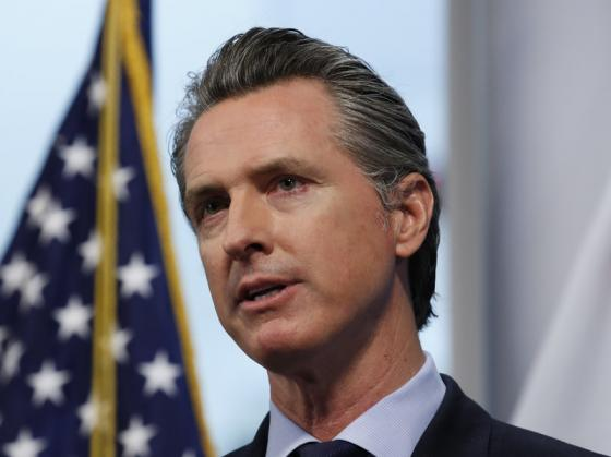 California Governor Gavin Newsom orders closure of Cardrooms in 19 counties